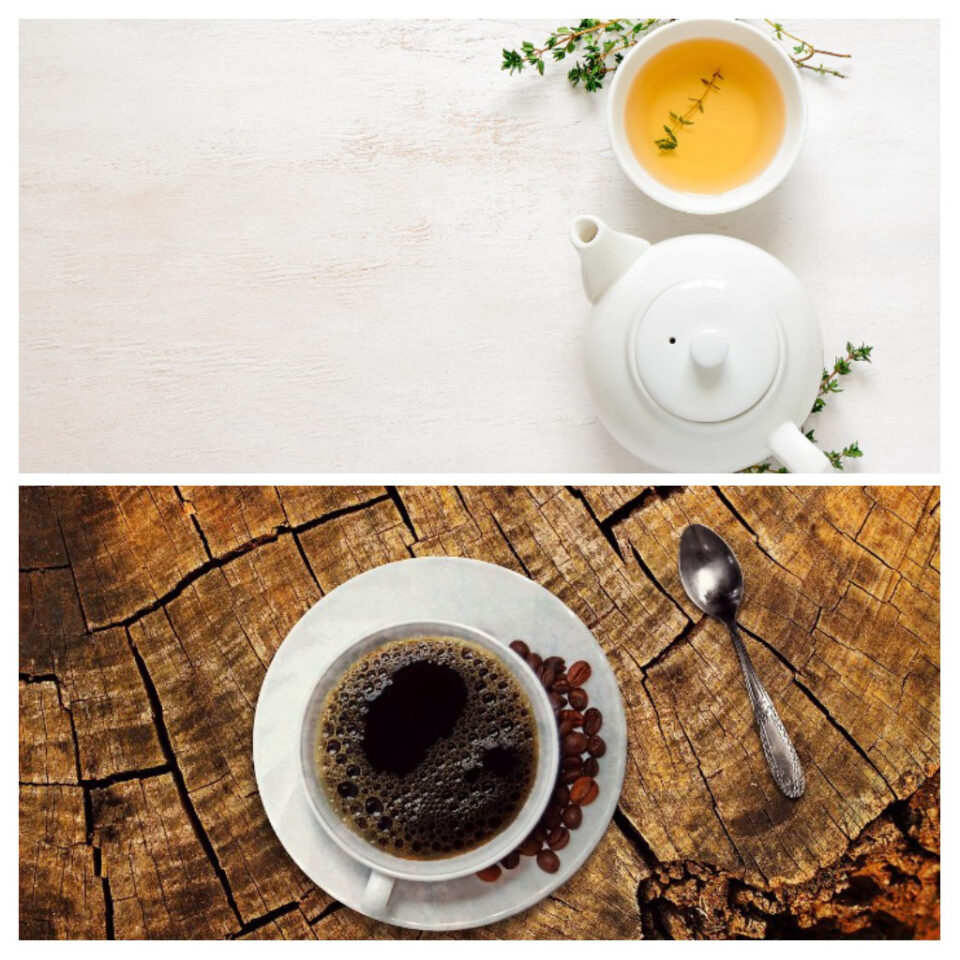 Green Tea or Coffee: Which Is Better for Your Health?